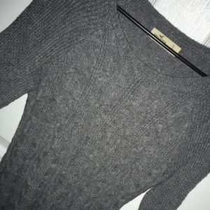 Hollister Dresses - Small knit Hollister sweater dress 👗